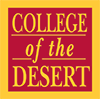 College of the Desert Social Media Logo